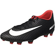 Amazon.es  nike mercurial - Negro 177e8a370b769
