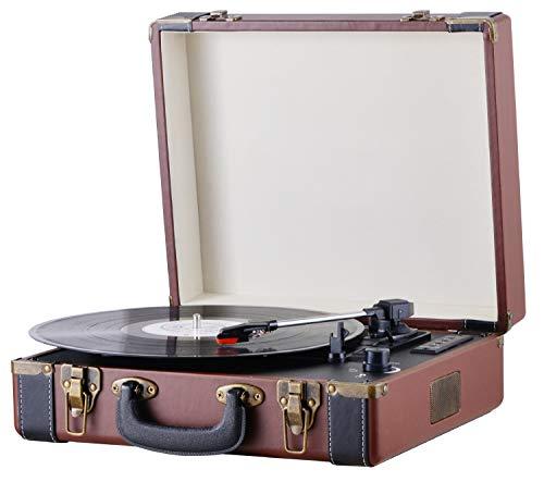 Cyberlux Plattenspieler-Koffer