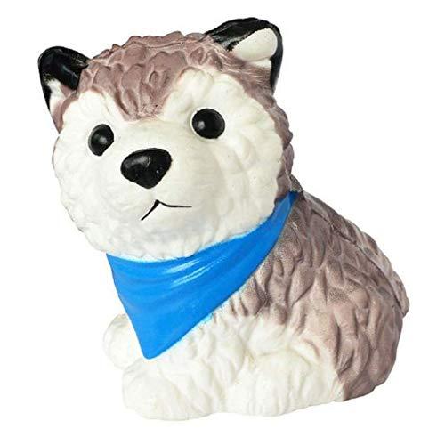 espielzeug, Husky, Kawaii, gegen Stress, süßes Squishy ()