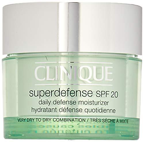 Clinique Superdefense Spf20 Daily Defense Moistur, 1er pack ( 1 x  50 ml) - Clinique Nachtcreme