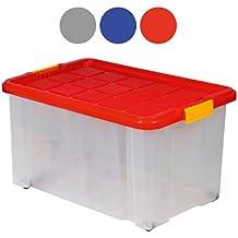 Trendig Suchergebnis auf Amazon.de für: plastikbox mit deckel groß TM76