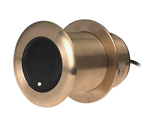 Garmin-thru-hull Mount (Garmin 010-12379-20 Airmar B265LH 12-polig Thru-Hull Mount Transducer Bronze)