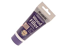 Ronseal RSLDC20ML 100g Multi-Purpose Natural Wood Filler Tube