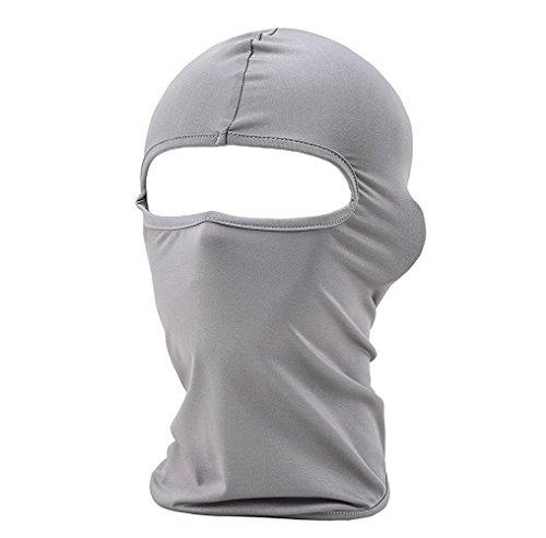 Sturmhaube Skimaske Thermoaktive-Grau