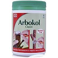 Masilla para injertos y heridas de las plantas ARBOKOL Classic unidades