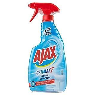 Ajax–Easy Rinsing,, Bathroom, Descaler & Sanitiser, 600ml