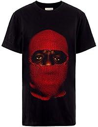 ELEVEN PARIS - T-shirt CADRAM M - Homme - black- S