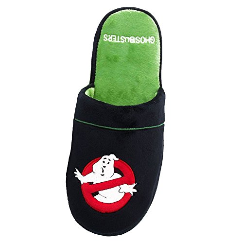 Mens Official Ghostbusters Slippers - choice of sizes
