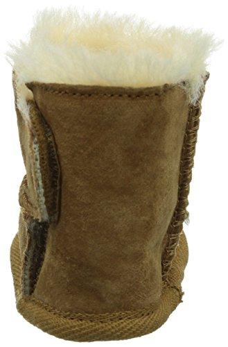 EMU Australia Baby Bootie, Boots bébé fille Beige (Chesnut)