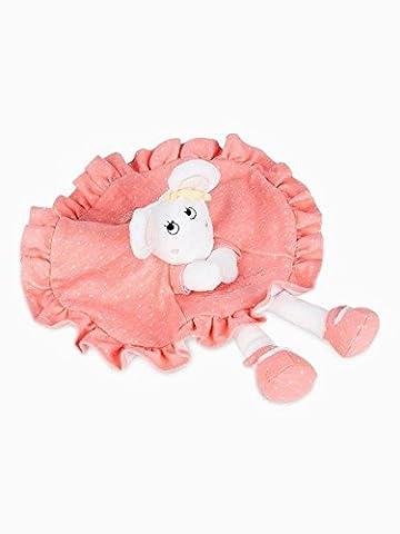 Doudou La Halle Kimbaloo Brioche souris Little candy mouse plat