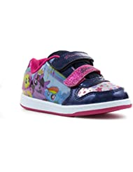 My Little Pony Dreams Trainers Twin Velcro Girls Children UK Size 6
