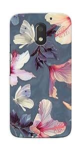 Kaira High Quality Printed Designer Back Case Cover For Motorola Moto E3 Power(61)