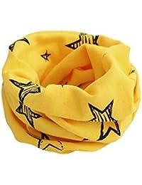 otoño invierno niños niñas collar del bebé bufanda de algodón cuello  redondo bufandas o ring pañuelos o cuello patrón de bufanda del redondo  impresión ... a04f0ddcac2