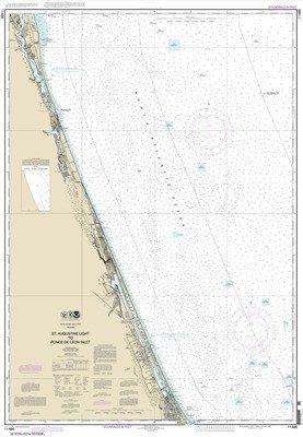 NOAA Chart 11486 by NOAA Nautical Charts
