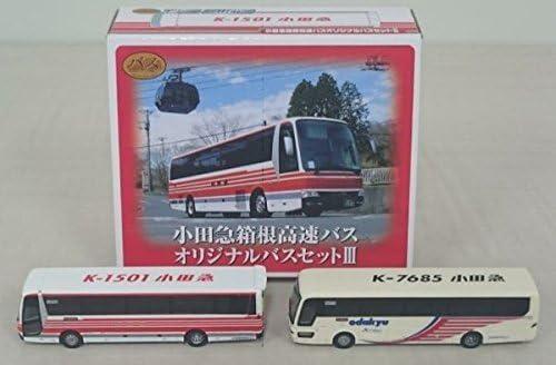 [Limitee] La collection Bus Odakyu Hakone bus haut debit bus d'origine regle 2 unites set [Hakone haute vitesse 3] | La Construction Rationnelle