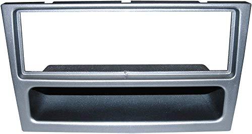 Phonocar 3//305 Supports autoradio ISO pour Opel Astra//Antara//Corsa D//Zafira Gris m/étallis/é