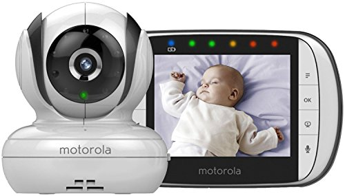 Motorola Mbp36s Digital Video Monitor 8,9 cm écran LCD couleur (UK Plug)