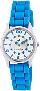 Fastrack Analog White Dial Women's Watch - 6116SP01