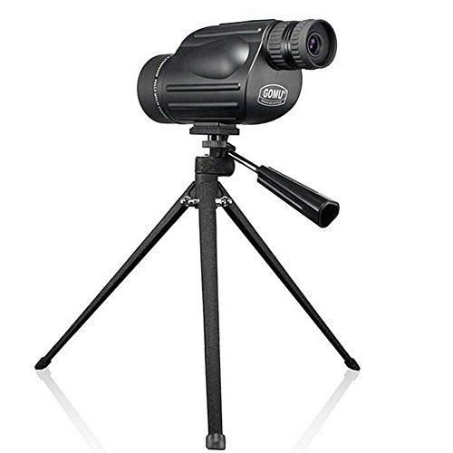 Monocular 10-30X50 HD Zoom Bird Watch Alta Calidad Nitrógeno Impermeable Telescopio Binoculares para Noche De Observación De Caza, Trípode A Prueba De Golpes/Pistola Grip/Handheld,C