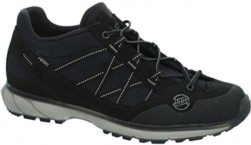 Hanwag Herren Belorado II Low GTX Outdoor Schuhe black-black (201200-012012)