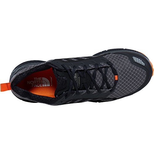 The North Face Endurus TR Shoes Men Dark Gull Grey/Exuberance Orange 2017 Schuhe Dark Gull Grey Exuberance Orange