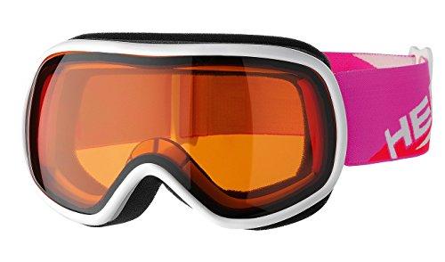 HEAD Kinder Brille Ninja, White/Pink, One Size, 373735