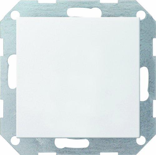 Gira 210403 CO2 FT Sensor KNX Einflächenbedienung System 55, reinweiß