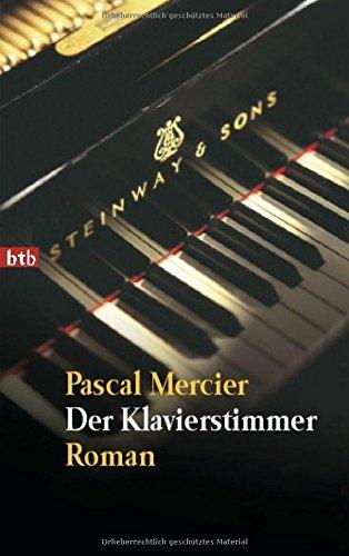Buchseite und Rezensionen zu 'Der Klavierstimmer' von Pascal Mercier