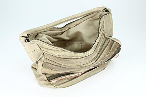 FREDsBRUDER Lillypop Handtasche Sand