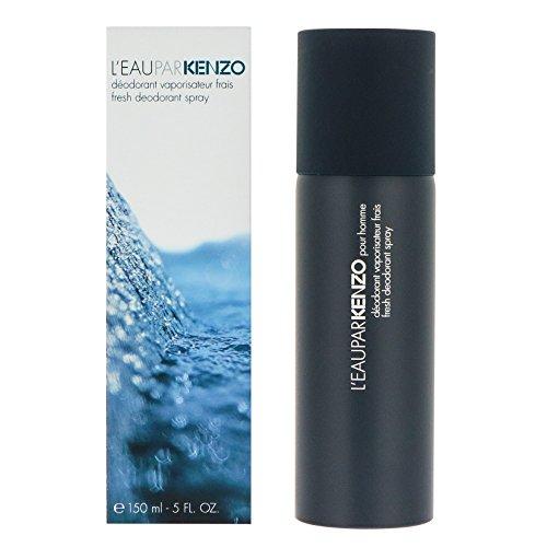 Kenzo L' Eau Par Kenzo homme/men, Deodorant, Vaporisateur/Spray 150 ml, 1er Pack (1 x 0.16 kg)