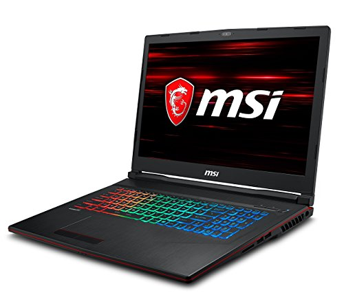 MSI GP73 Leopard 8RF-415XES - Ordenador portátil Gaming 17.3' FullHD 60Hz (Intel Core i7-8750H, 16GB RAM, 1TB HDD+256GB SSD, Nvidia GTX 1070 8GB, Sin Sistema Op) QWERTY Español [Exclusivo Amazon]