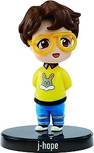 BTS mini figura de vinilo J-Hope miembro banda coreana (Mattel GKH79)