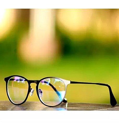 Xforia Men\'s Plain Round Stylish Premium Quality Sunglasses