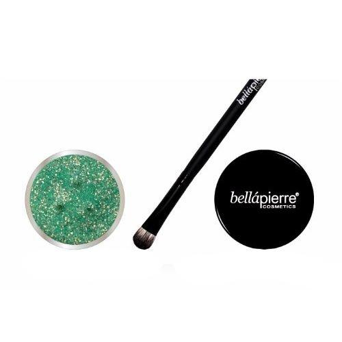 BellaPierre Makeup-Glitter, 3,5 g, Greentastic