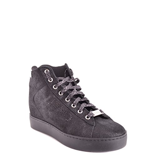LIU JO SNEAKER ZEPPA CAFFE S66031 P0257 sneakers donna Nero