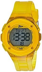 Titan Zoop Digital Grey Dial Unisex Watch-4041PP01