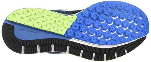 Nike 849576-004, Scarpe da Trail Running Uomo Multicolore (Black/white-photo Blue-ghost Green)