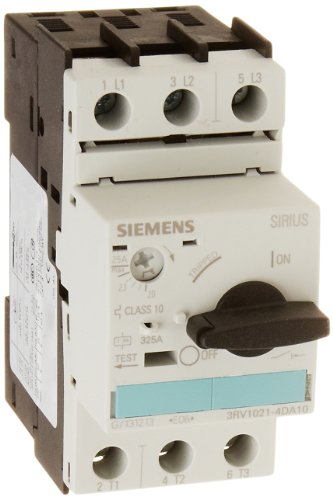 Siemens - Interruptor automático 3rv1 s0 25a regulación 25