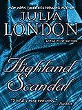 Highland Scandal (Thorndike Core)