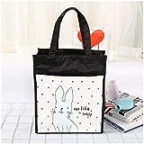 Magnusdeal® Cute Cartoon Women Bag Flower Animals Printing Oxford Storage Bags Lunch Bag For Girls Food Bag School...