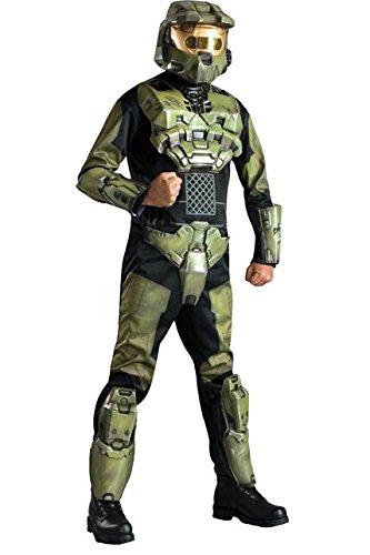 Halo 3Deluxe Kostüm Teen XS