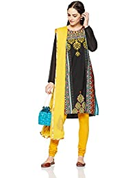 Imara Women's Straight Salwar Suit
