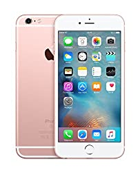Apple iPhone 6s Plus Smartphone (13,9 cm (5,5 Zoll) Display, Plus 64GB interner Speicher, IOS) rosegold (Generalüberholt)