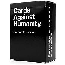 Cards against humanity - tarjetas de expansión segundo