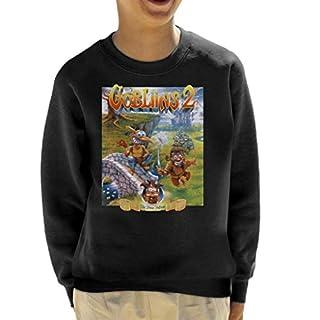 Cloud City 7 Gobliins 2 The Prince Baffoon Artwork Kid's Sweatshirt
