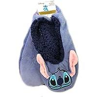 Primark Disney Lilo & Stitch Slipper Slippers Footlets Dimensioni calze UK 3-5 EU 36