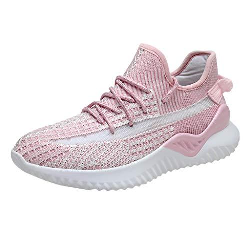 Mode Unisex Outdoor Students-Paar Schuhe Multifunktions,Damen Herren Sneaker Air Laufschuhe,Wanderschuhe mit weichen Schuhen Camper-Walk-Sport-Jogging-Arbeitsschuhe URIBAKY