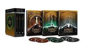 Lo Hobbit Trilogy Steelbook (4K Ultra HD)