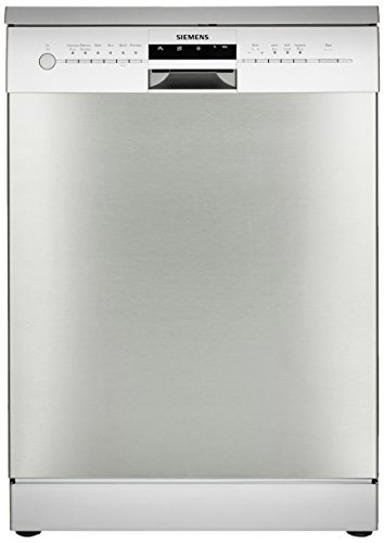 Siemens Free-Standing 12 Place Settings Dishwasher (SN26L801IN, Steel)