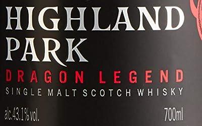 Highland Park Dragon Legend Whisky (1 x 0.7 l)